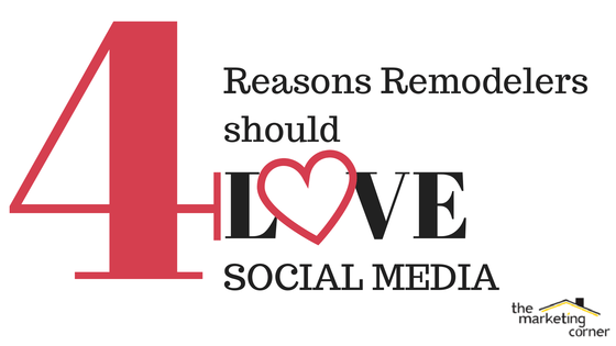 Home Remodeling Leads Amusing Reasons To Love Social Media For Home Improvement Leads  The . Inspiration